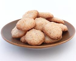 Galletas de Mantequilla con Coco