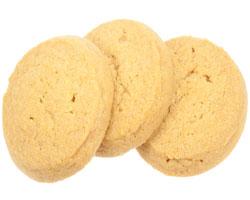 Galletas de Mantequilla sin Huevo